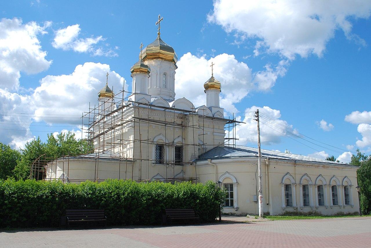 Воскресенский собор (Руза)