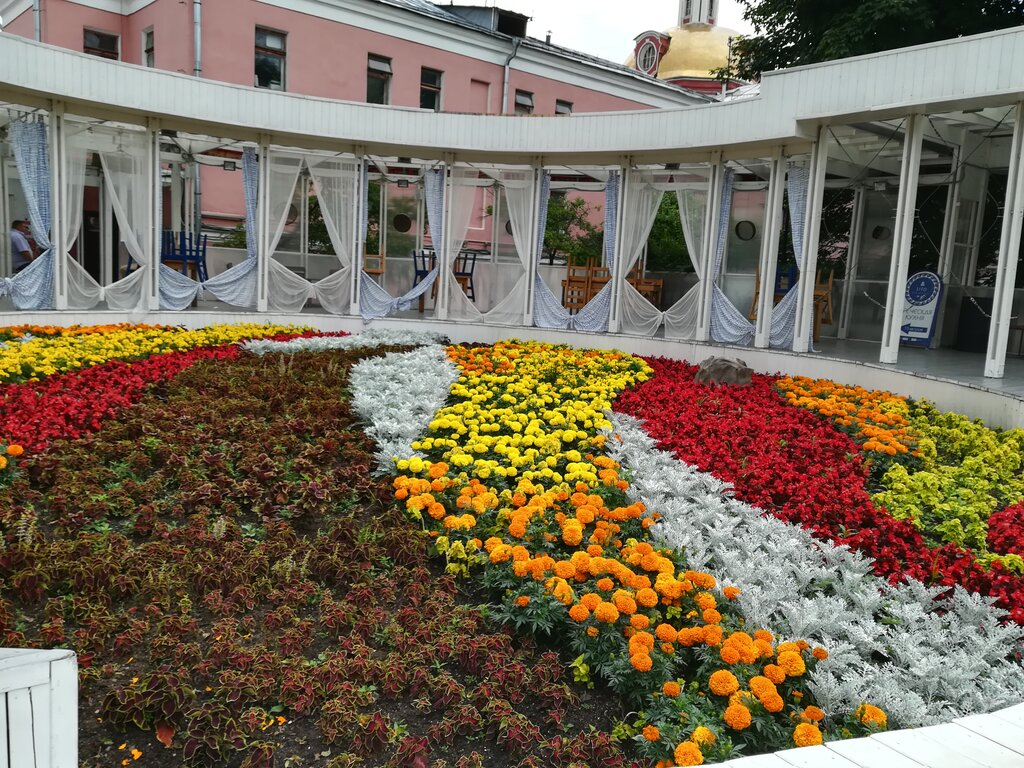 Сад Баумана (Москва)