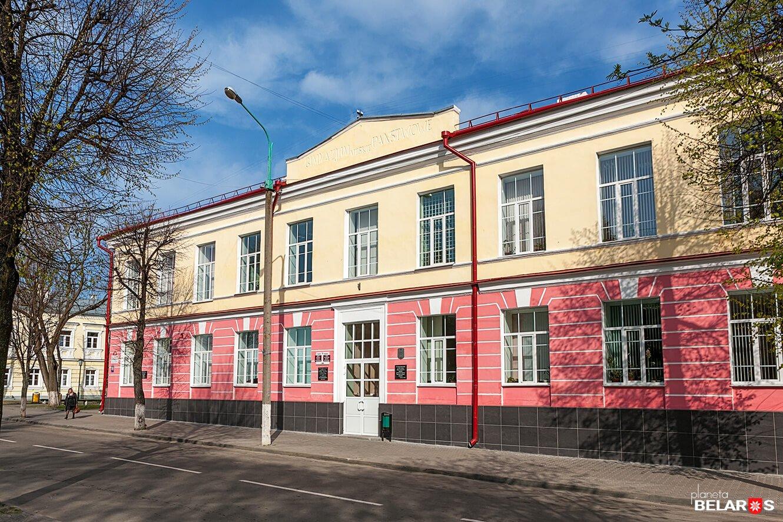 Дворянское училище (Пинск)