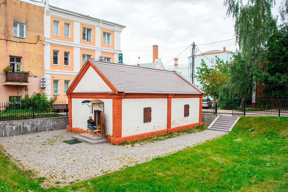 Музей «Городская кузница XVII—XVIII веков» (Смоленск)
