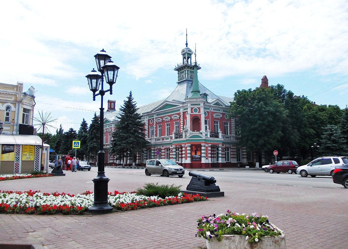 Азовский краеведческий музей (Азов)