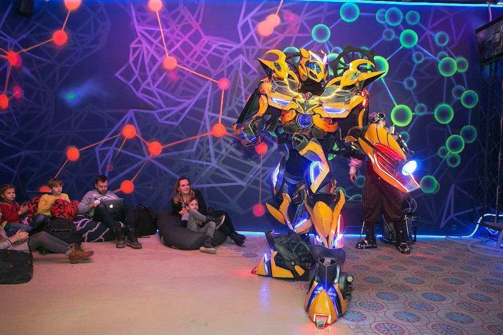 Музей роботов «Восстание машин» (Санкт-Петербург)
