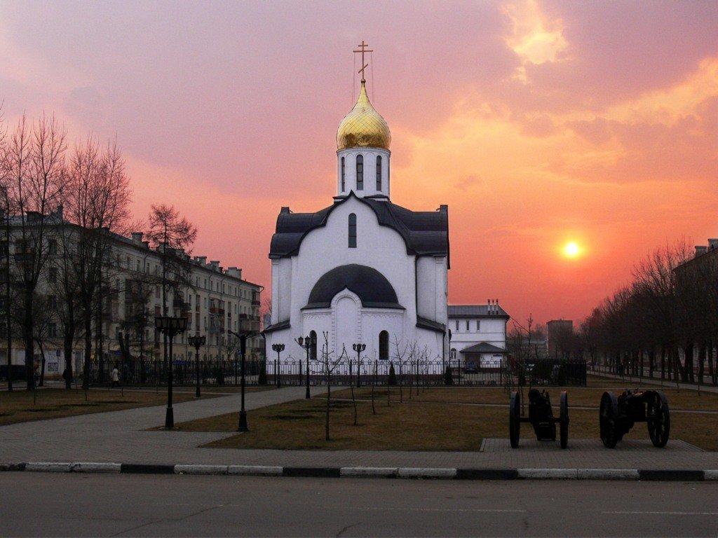 Церковь Александра Невского (Балашиха)
