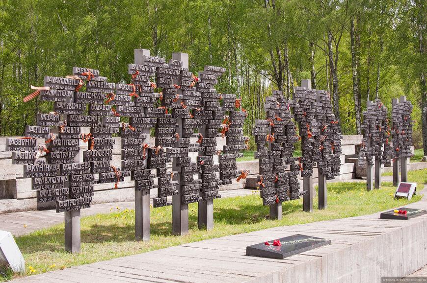 Мемориальный комплекс «Хатынь» (Логойск)