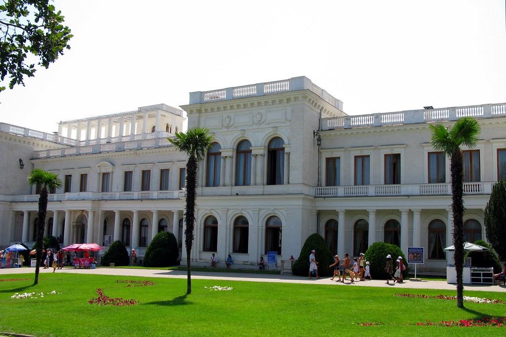 Ливадийский дворец (Ливадия)