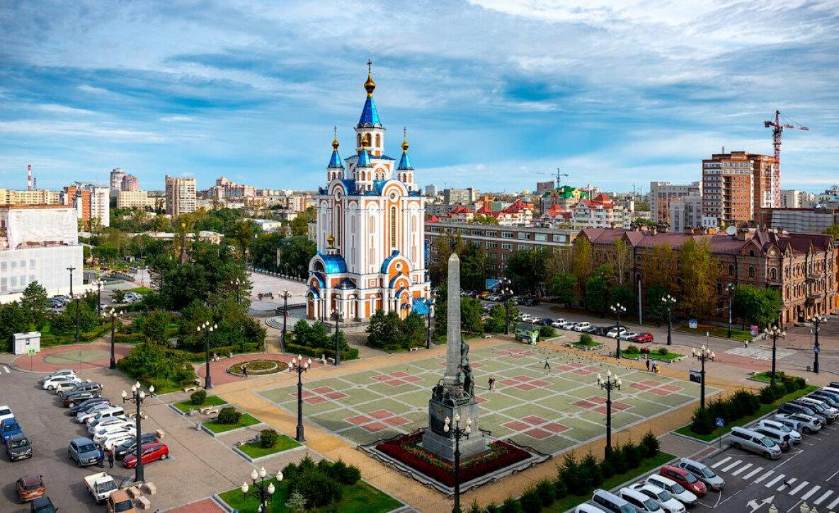 Собор Успения Пресвятой Богородицы (Хабаровск)