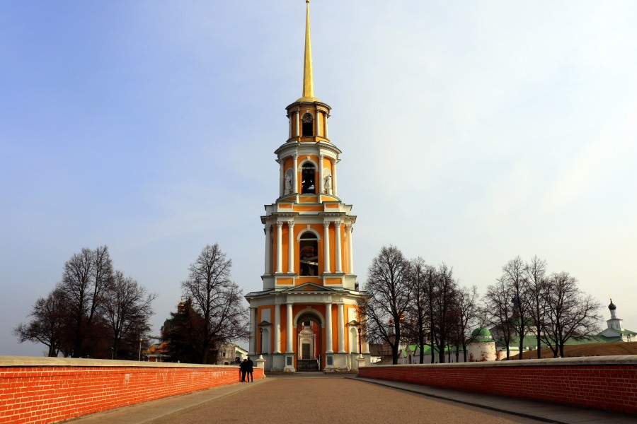 Соборная колокольня (Рязань)