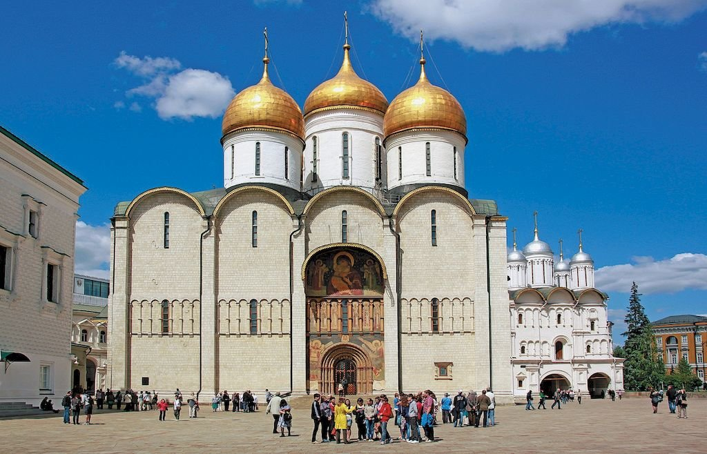 Успенский собор Московского кремля (Москва)