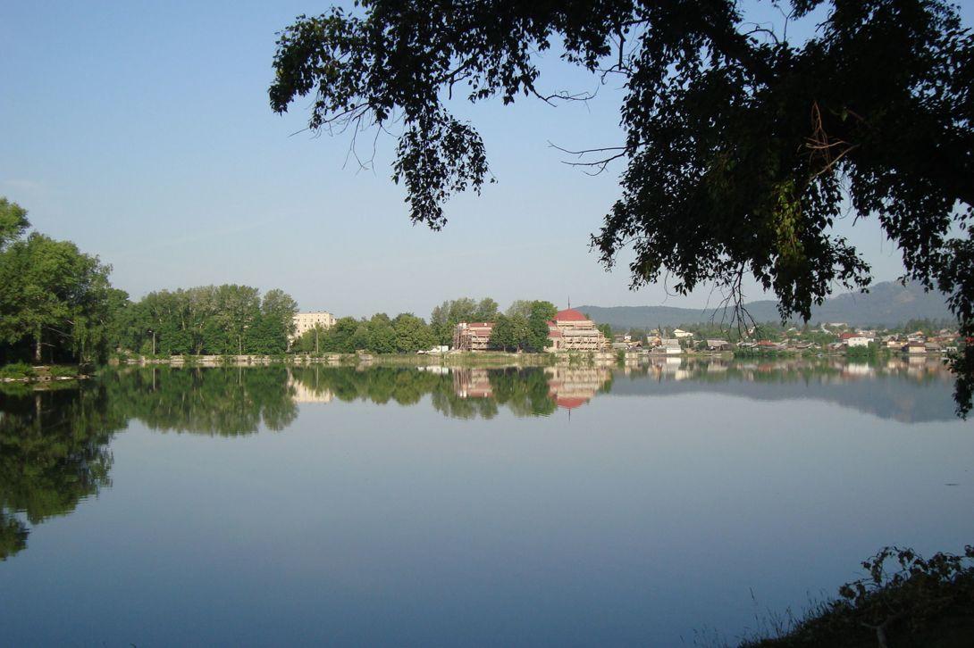 Городские пруды (Кыштым)