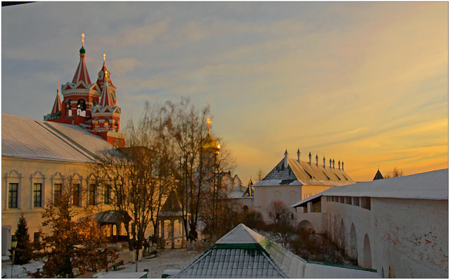 Саввино-Сторожевский монастырь (Звенигород)