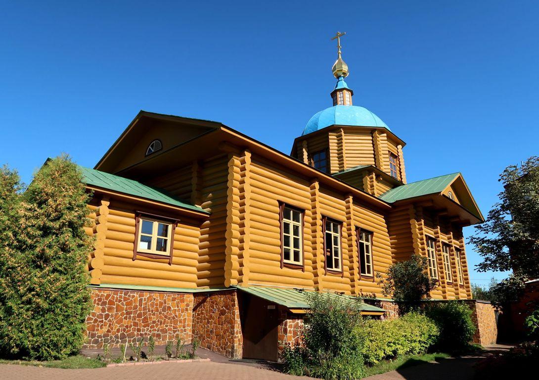 Казанская церковь (Егорьевск)