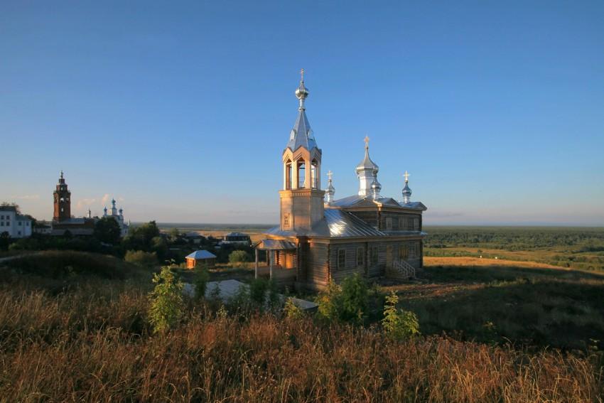 Церковь Илии Пророка (Чердынь)