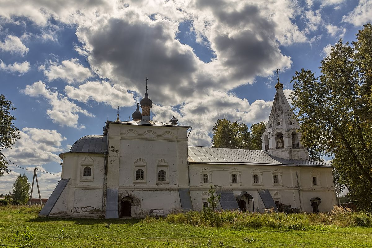 Свято-Лукианова Пустынь (Александров)