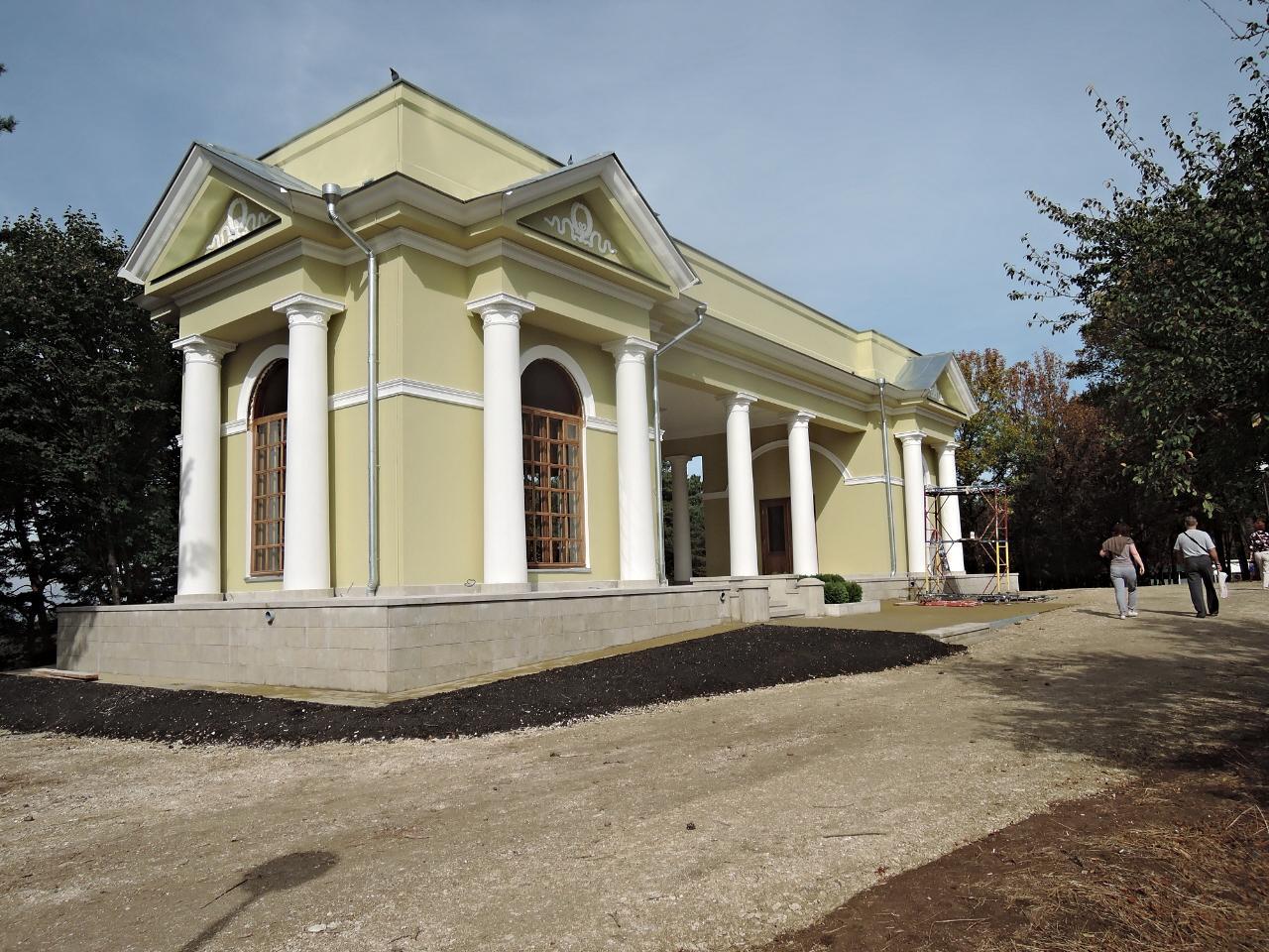 Павильон «Храм воздуха» (Кисловодск)