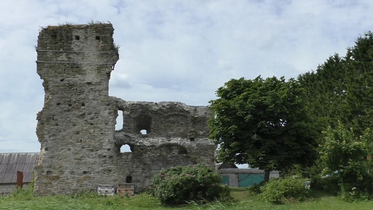 Замок «Васкнарва» («Сыренец») (Эстония)