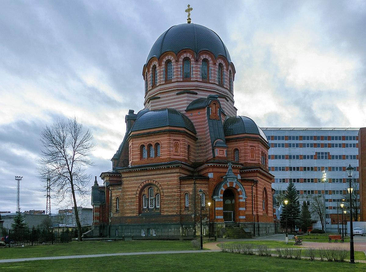 Нарвский православный Воскресенский собор (Нарва)