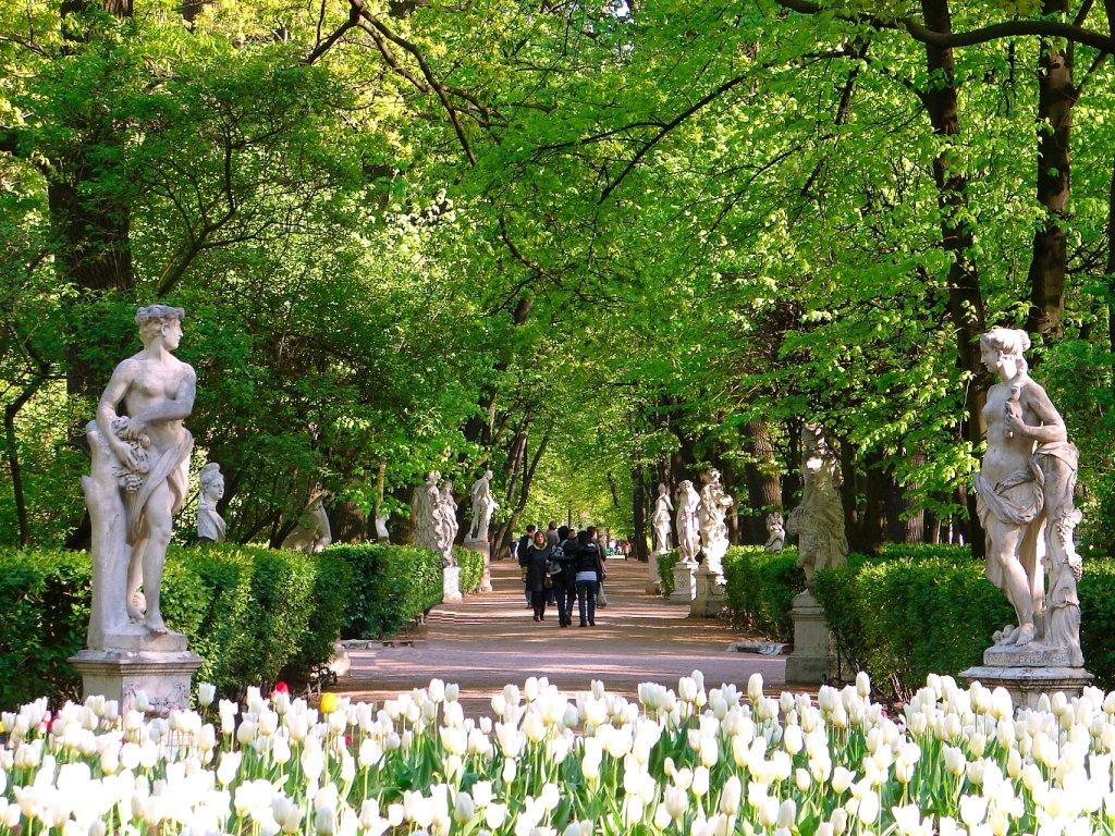 Летний сад (Санкт-Петербург)