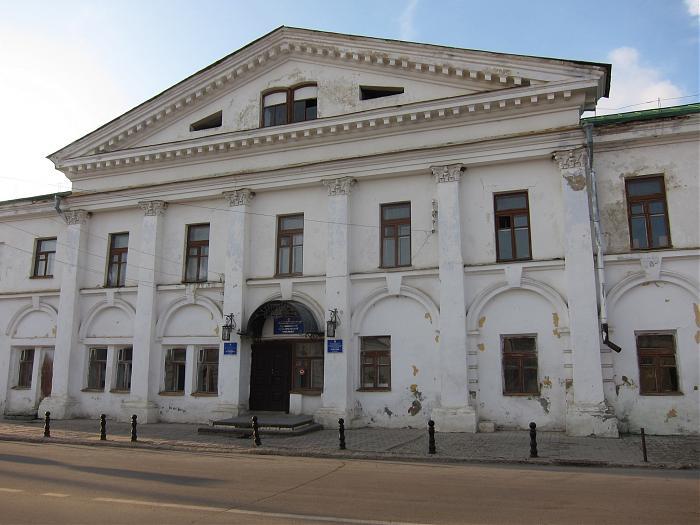 Здание биржи (Арзамас)
