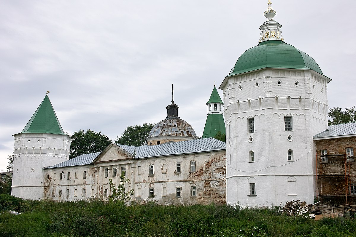 Николо-Пешношский монастырь (Дмитров)
