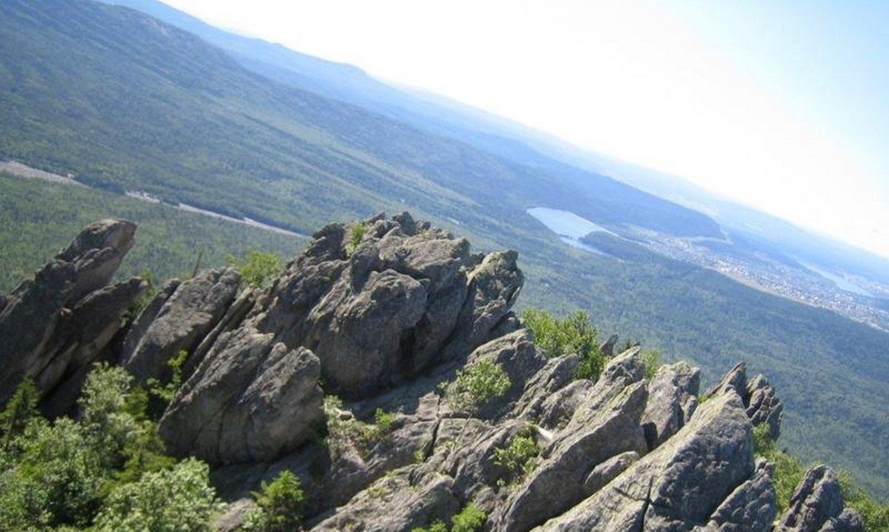 Национальный парк «Таганай» (Златоуст)