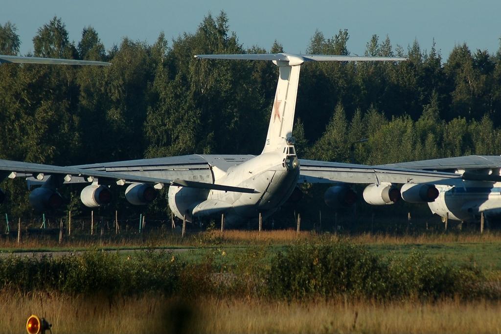 Аэропорт «Смоленск-Северный» (Смоленск)