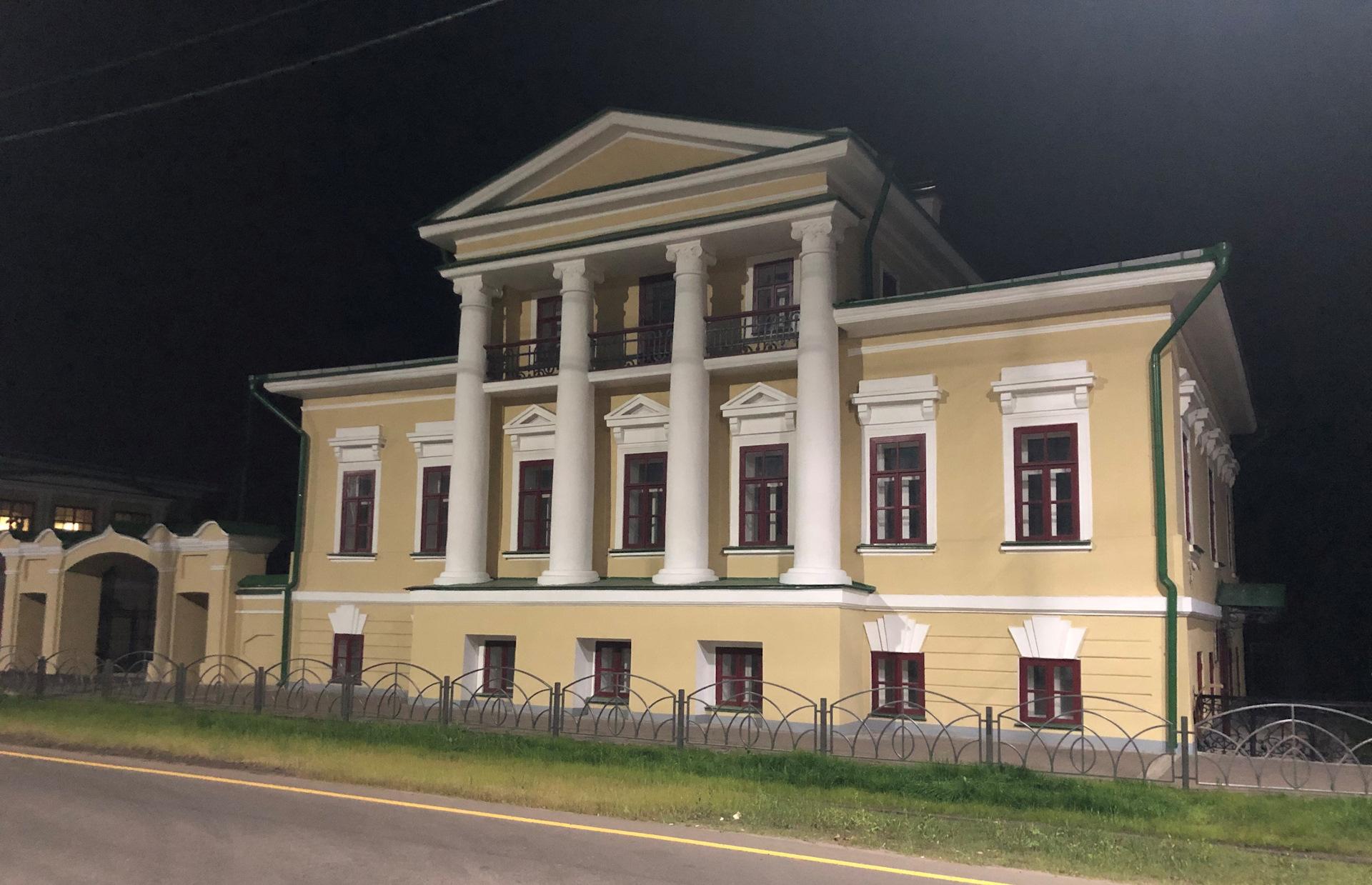 Дом купца Дементьева (1820) (Енисейск)