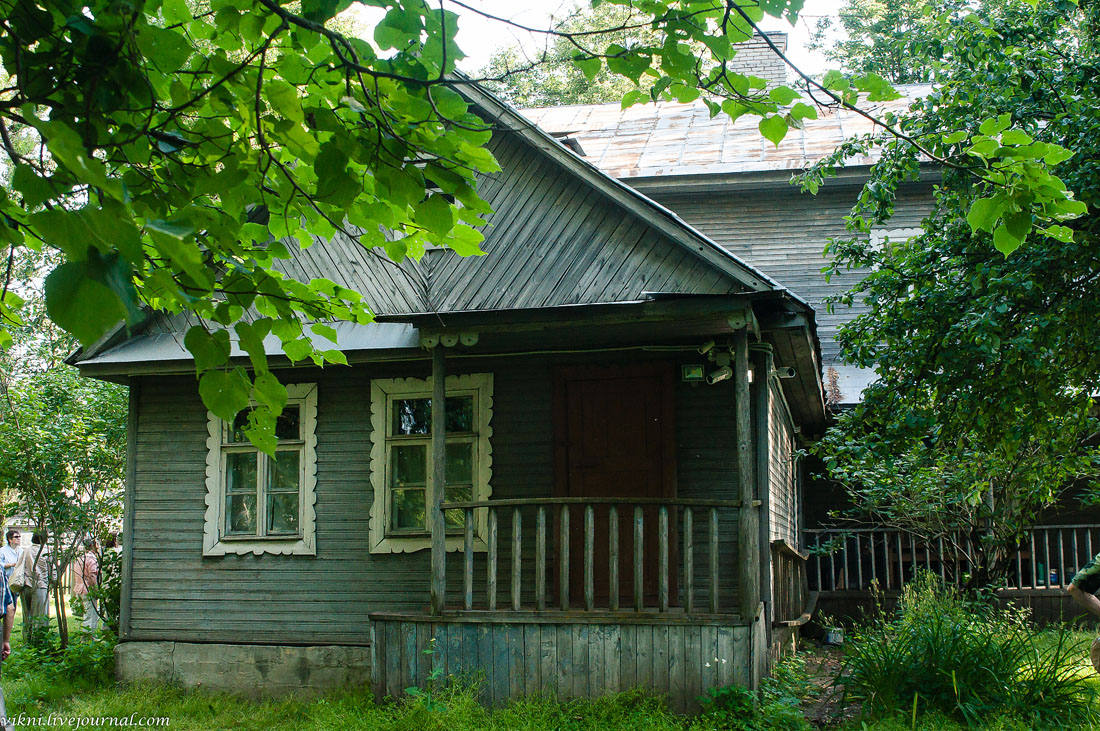 Дом-музей Г.И. Успенского (Чудово)