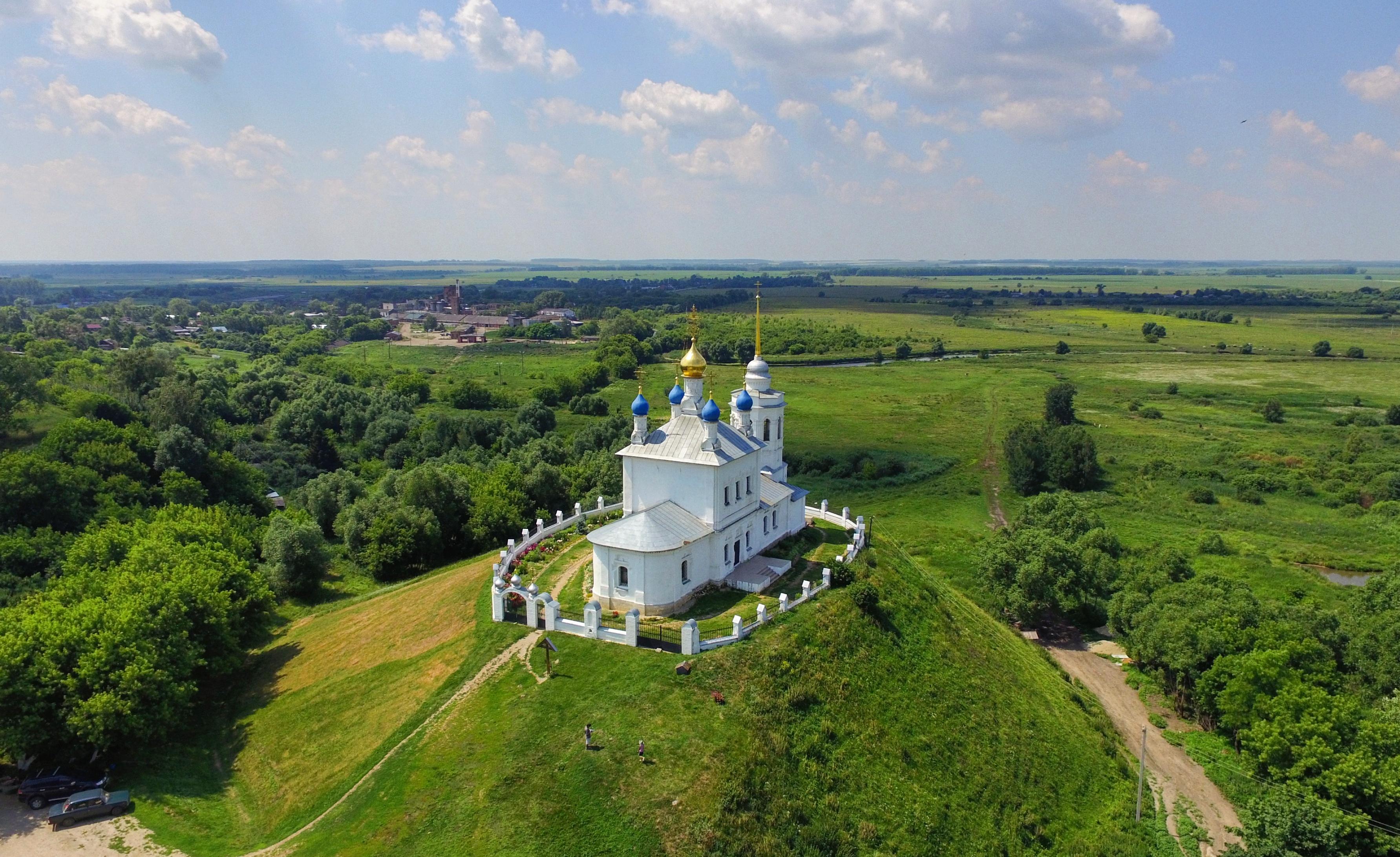 Успенский монастырь (Епифань)