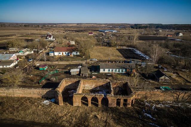 Крепость в Сабурово (Орёл)