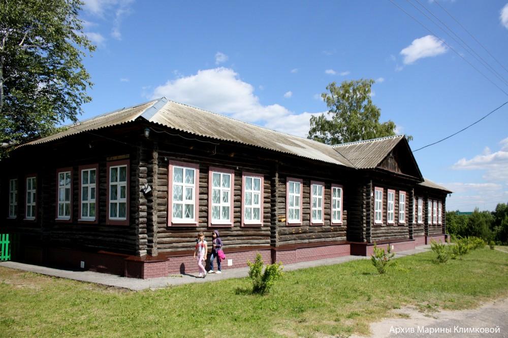 Желанновский краеведческий музей (Шацк)