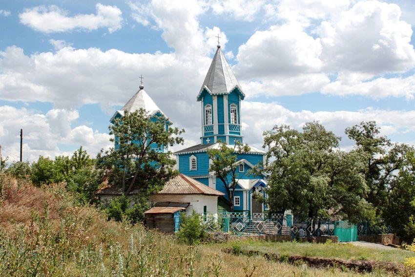 Деревянная церковь во имя Святой Екатерины (Ростовская область)