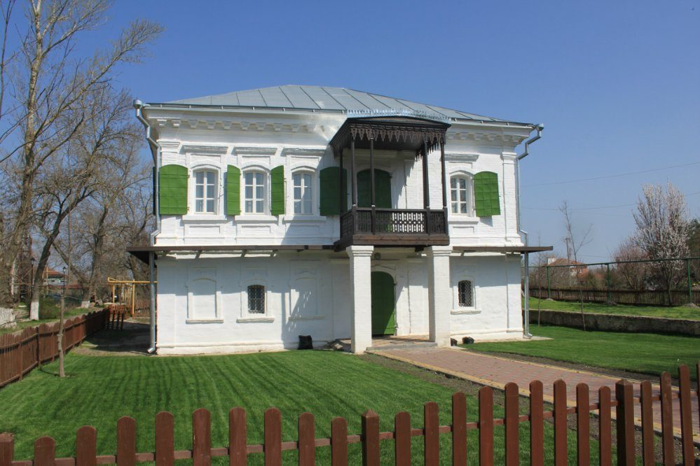 Дом Кондратия Булaвинa (Старочеркасская)