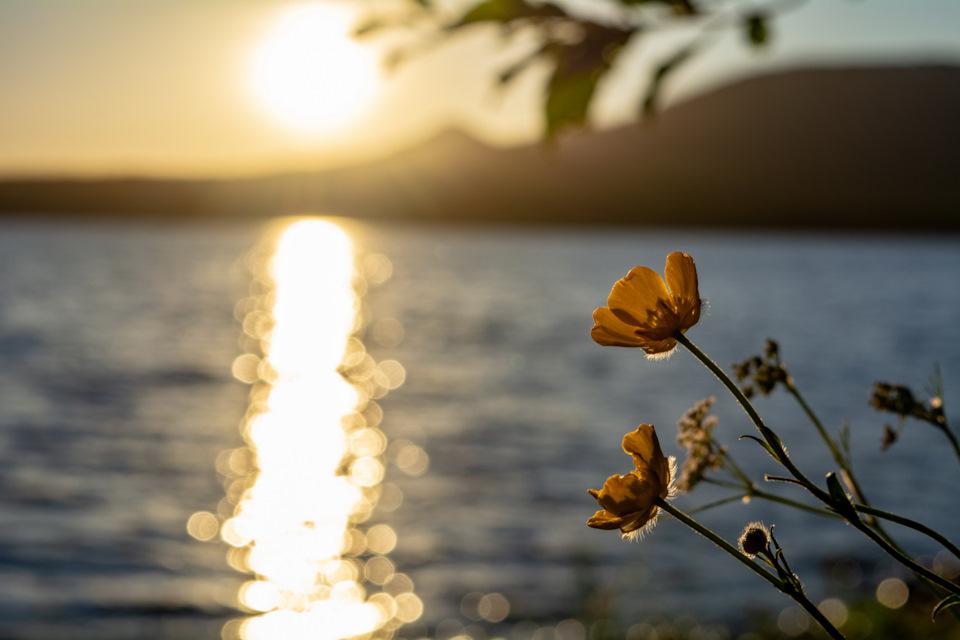Озеро Зюраткуль (Сатка)