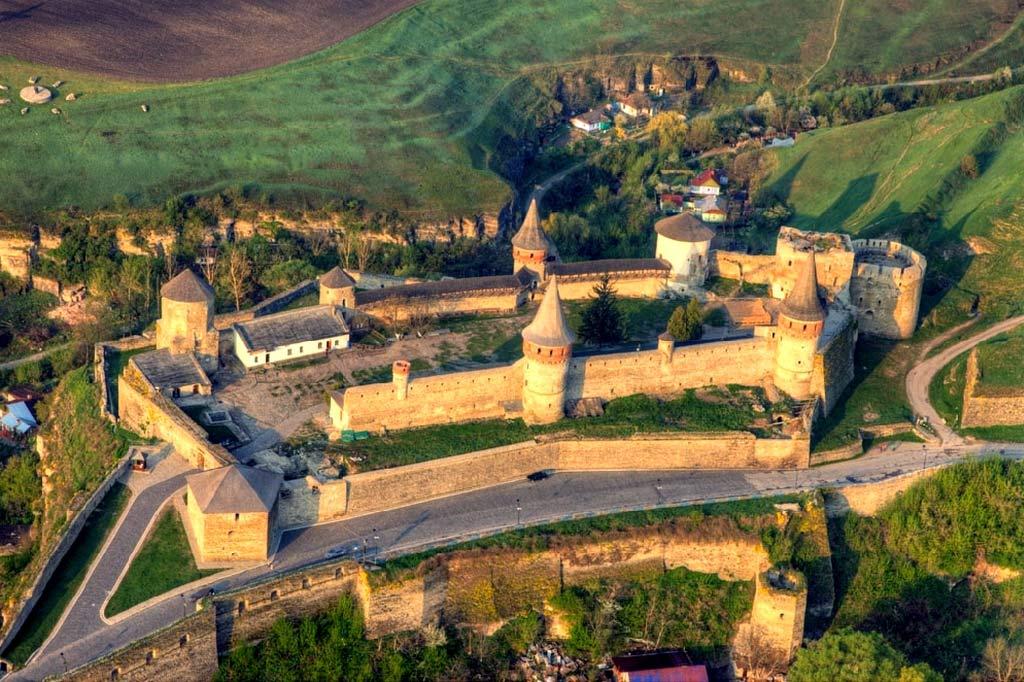 Каменец-Подольская крепость (Каменец-Подольский)