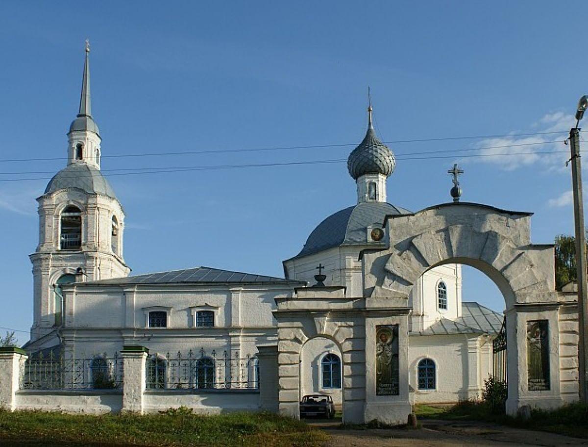 Церковь Александра и Антонины Римских (Кострома)