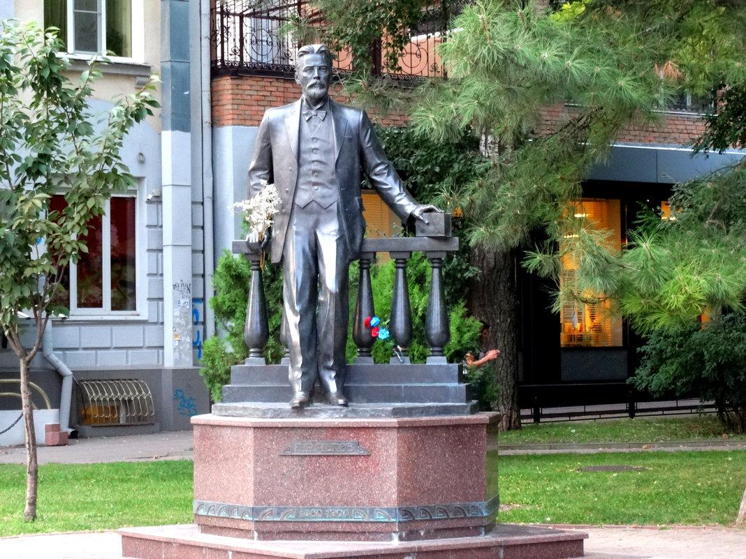 Памятник А. П. Чехову (Ростов-на-Дону)
