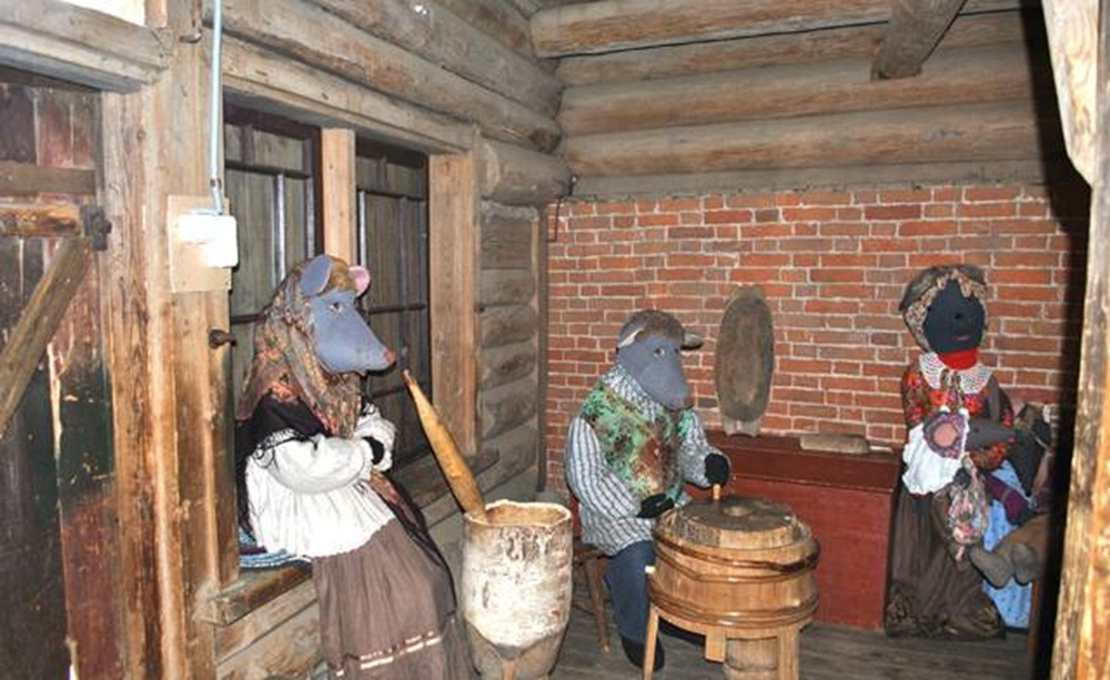 Музей «Дом мельника» (Мышкин)