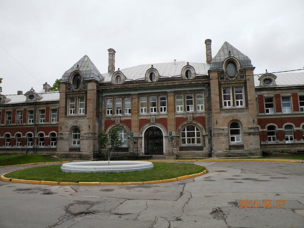 Городская больница (Нарва)