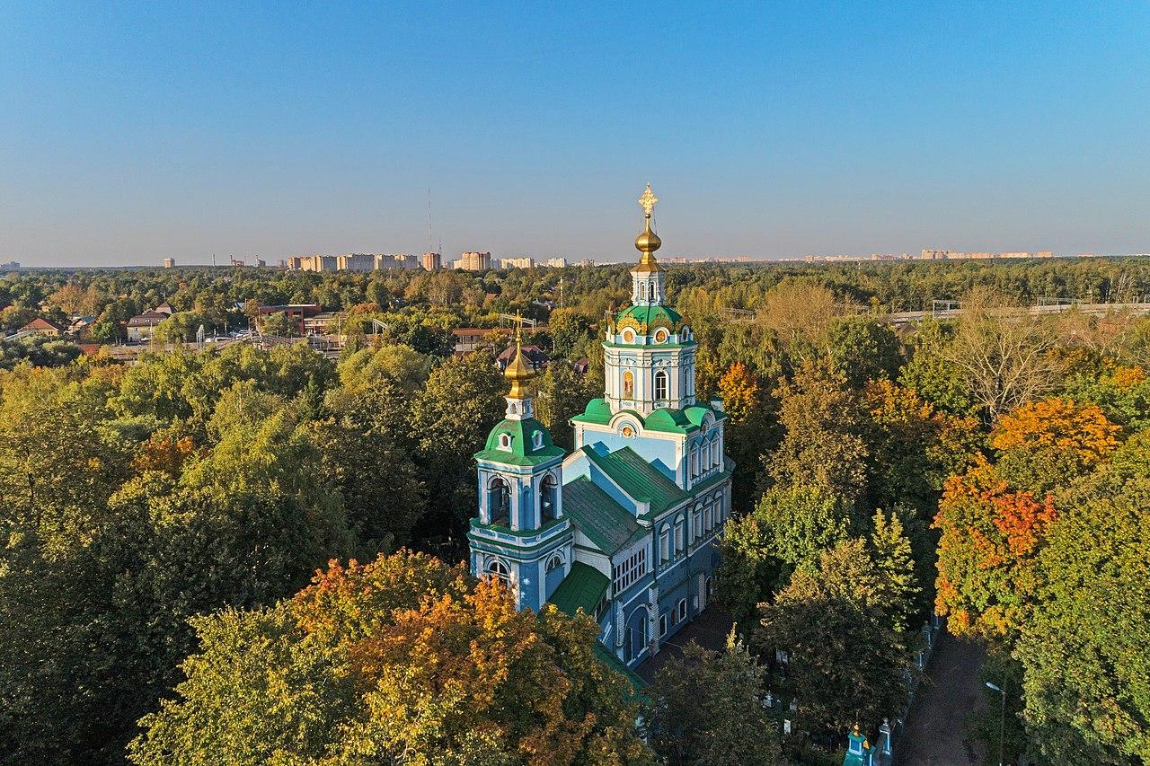 Церковь Михаила Архангела (Балашиха)