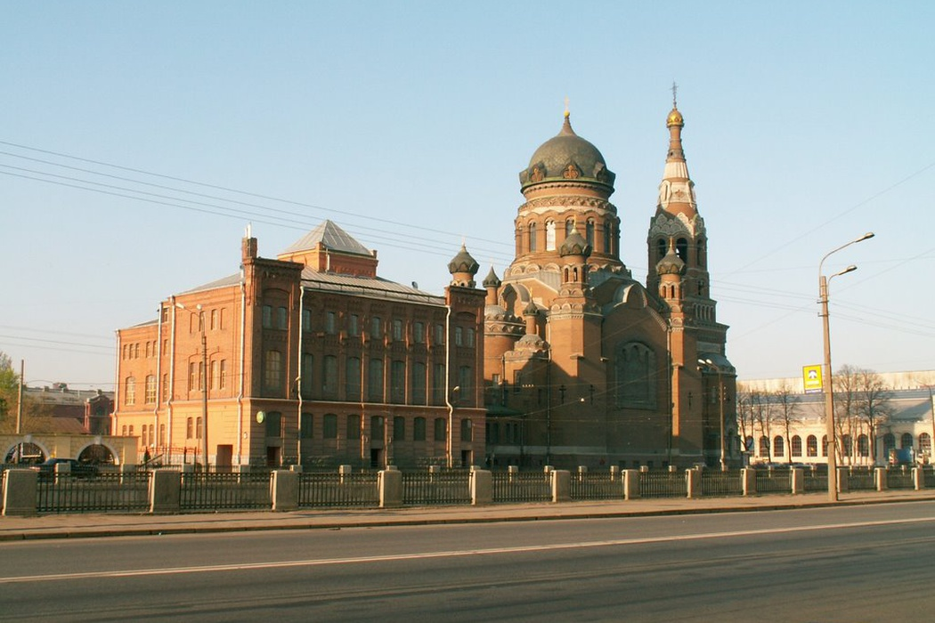 Церковь Воскресения Христова (Санкт-Петербург)