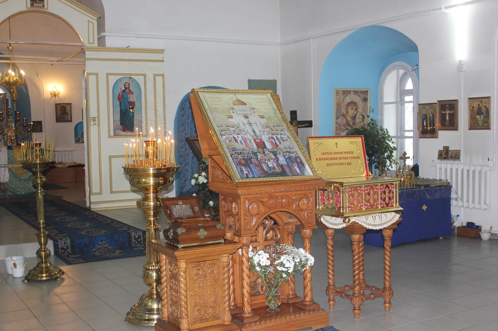 Свято-Николо-Тихонов Лухский монастырь (Лух)