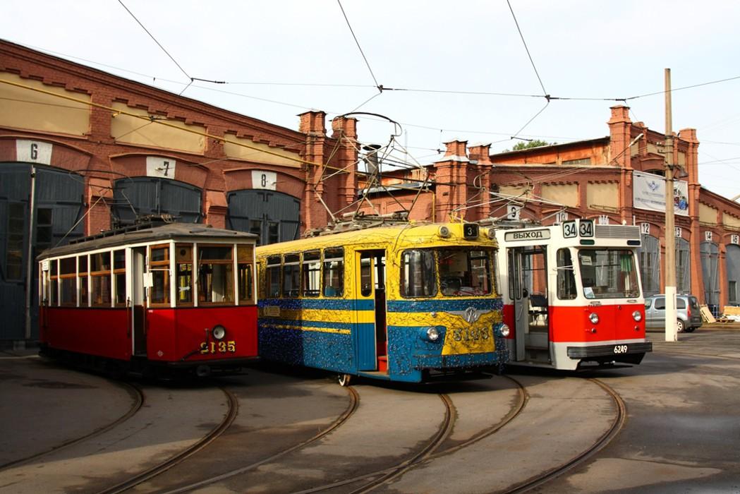 Музей городского электрического транспорта (Санкт-Петербург)