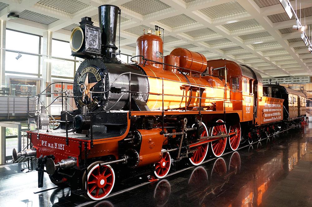 Музей московской железной дороги (Москва)