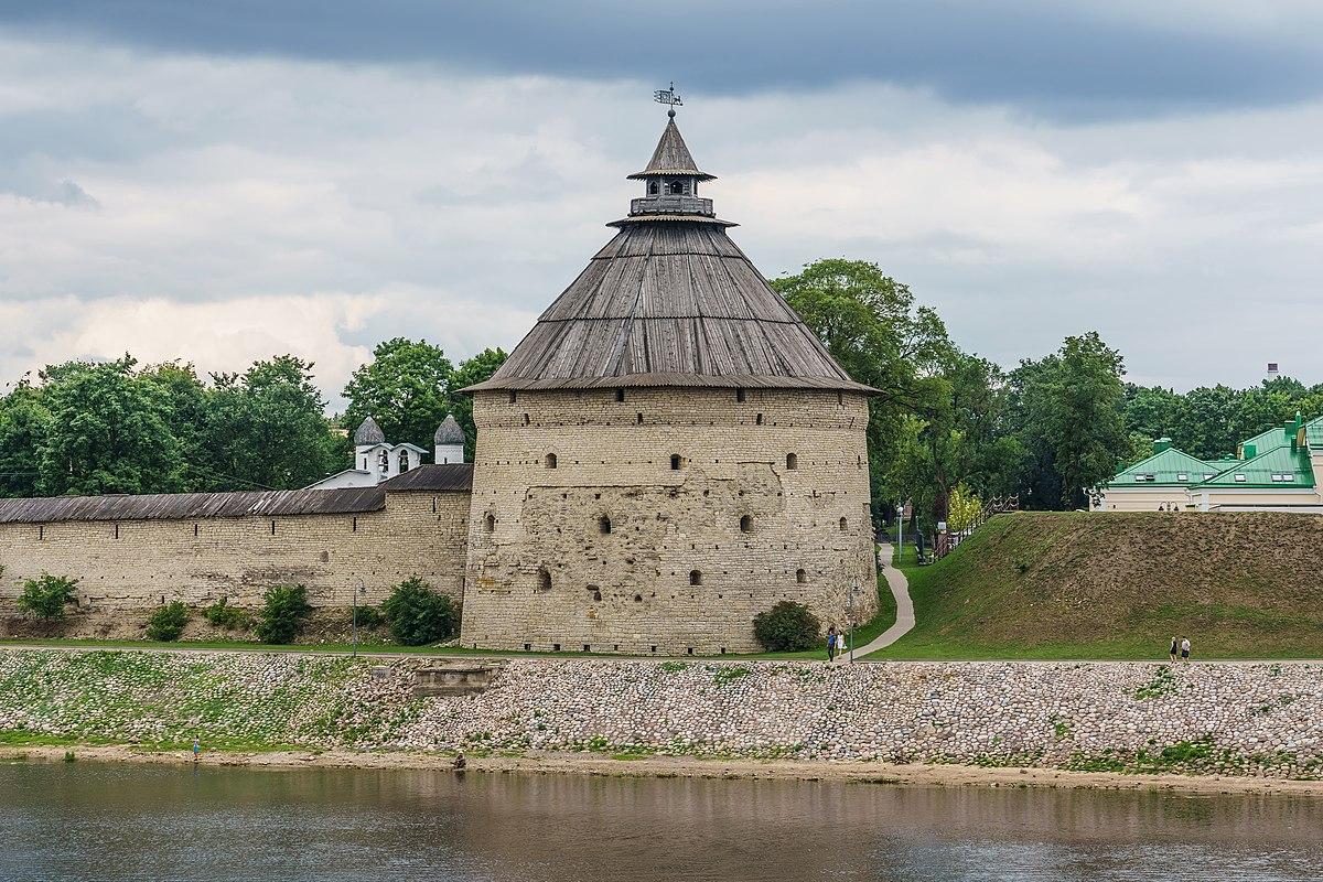 Покровская (Петровская) башня (Псков)