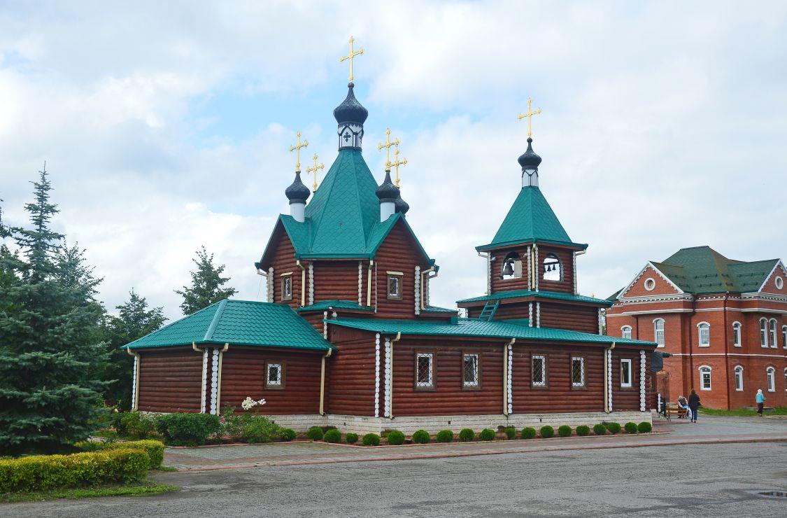 Церковь Сергия Радонежского (Воскресенск)