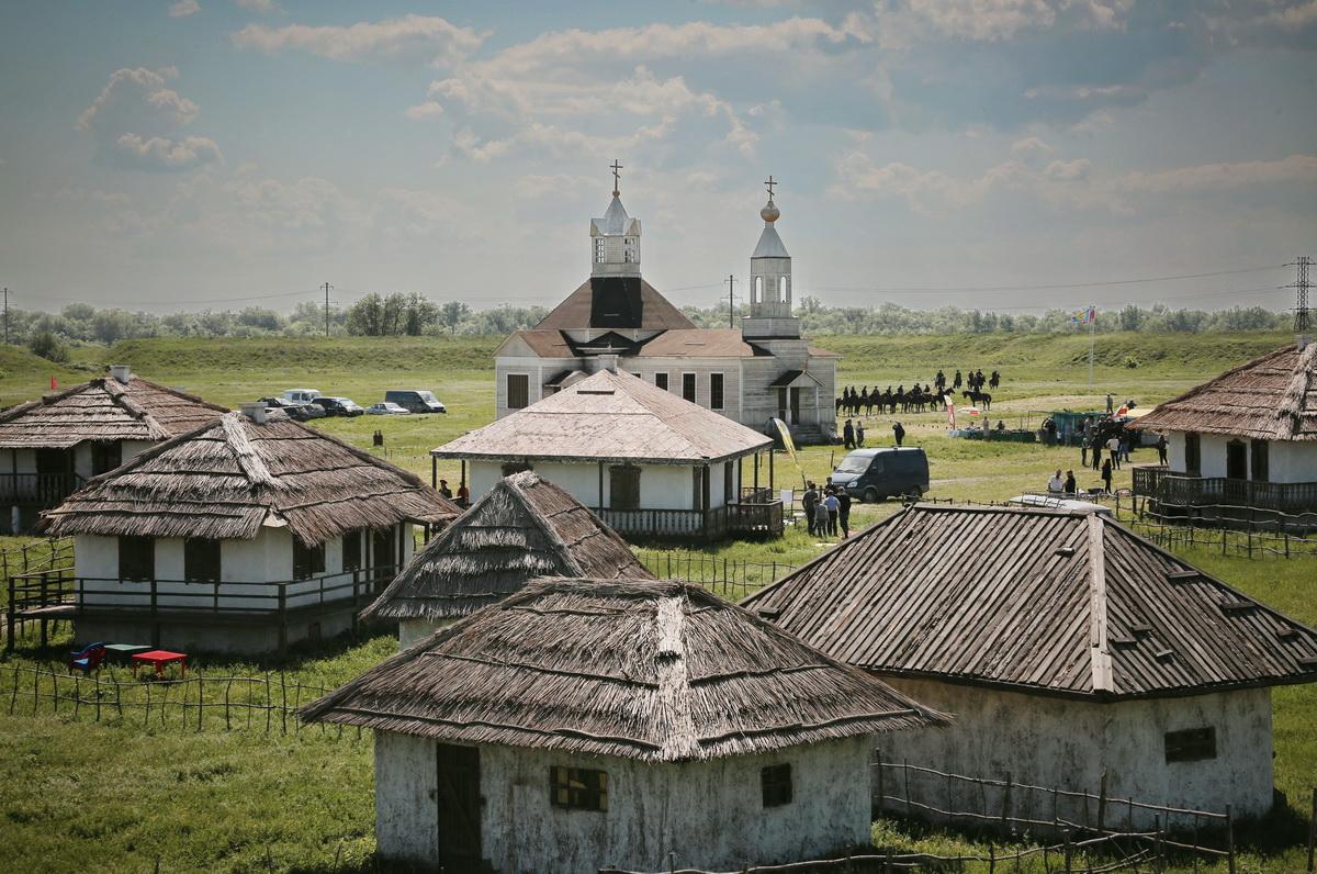 Крепость Святой Анны (Старочеркасская)