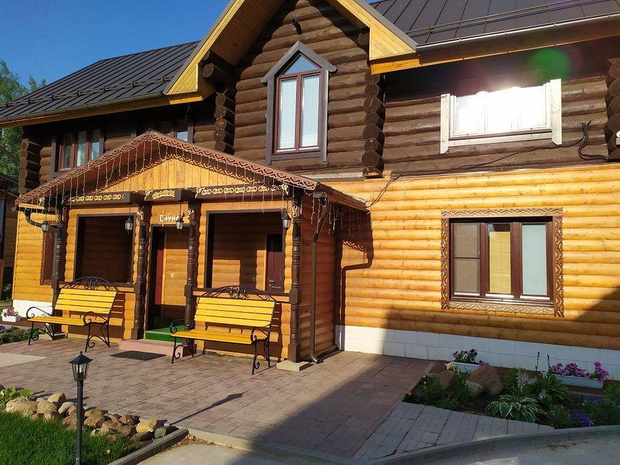 Выставочный зал районного Дома ремесел (Калязин)