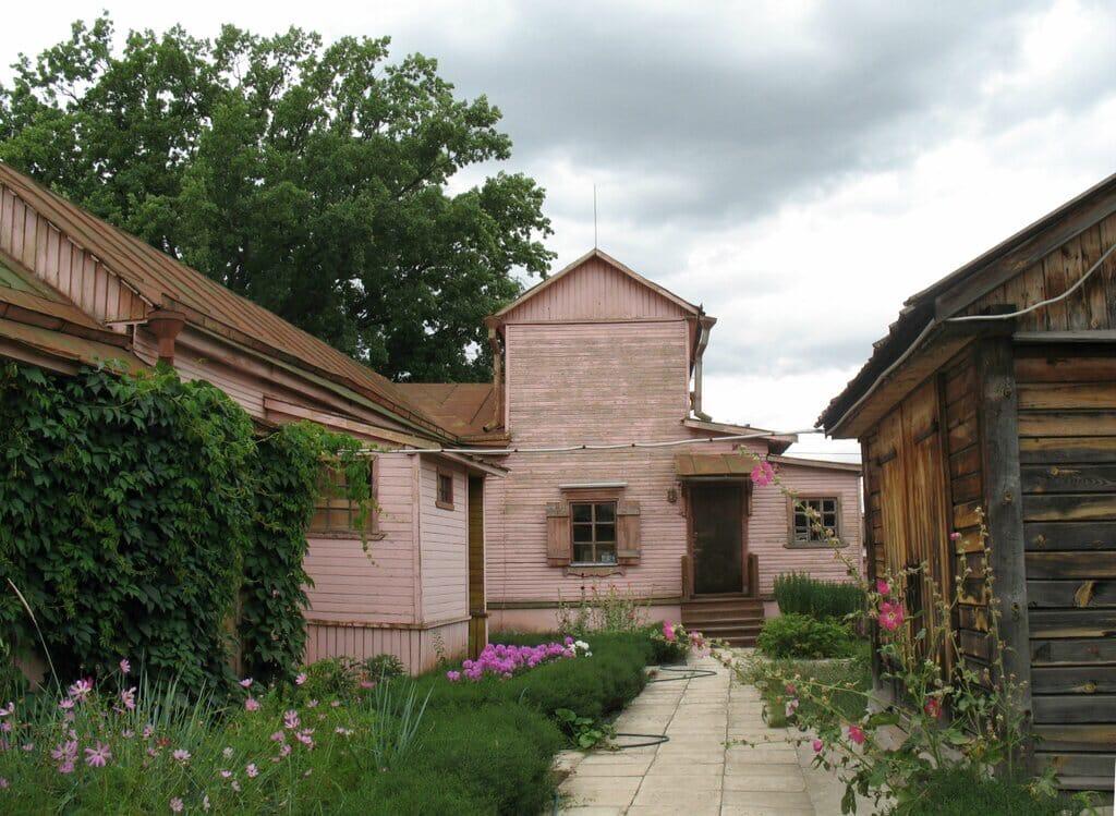 Дом-музей Ивана Петровича Пожалостина (Солотча)