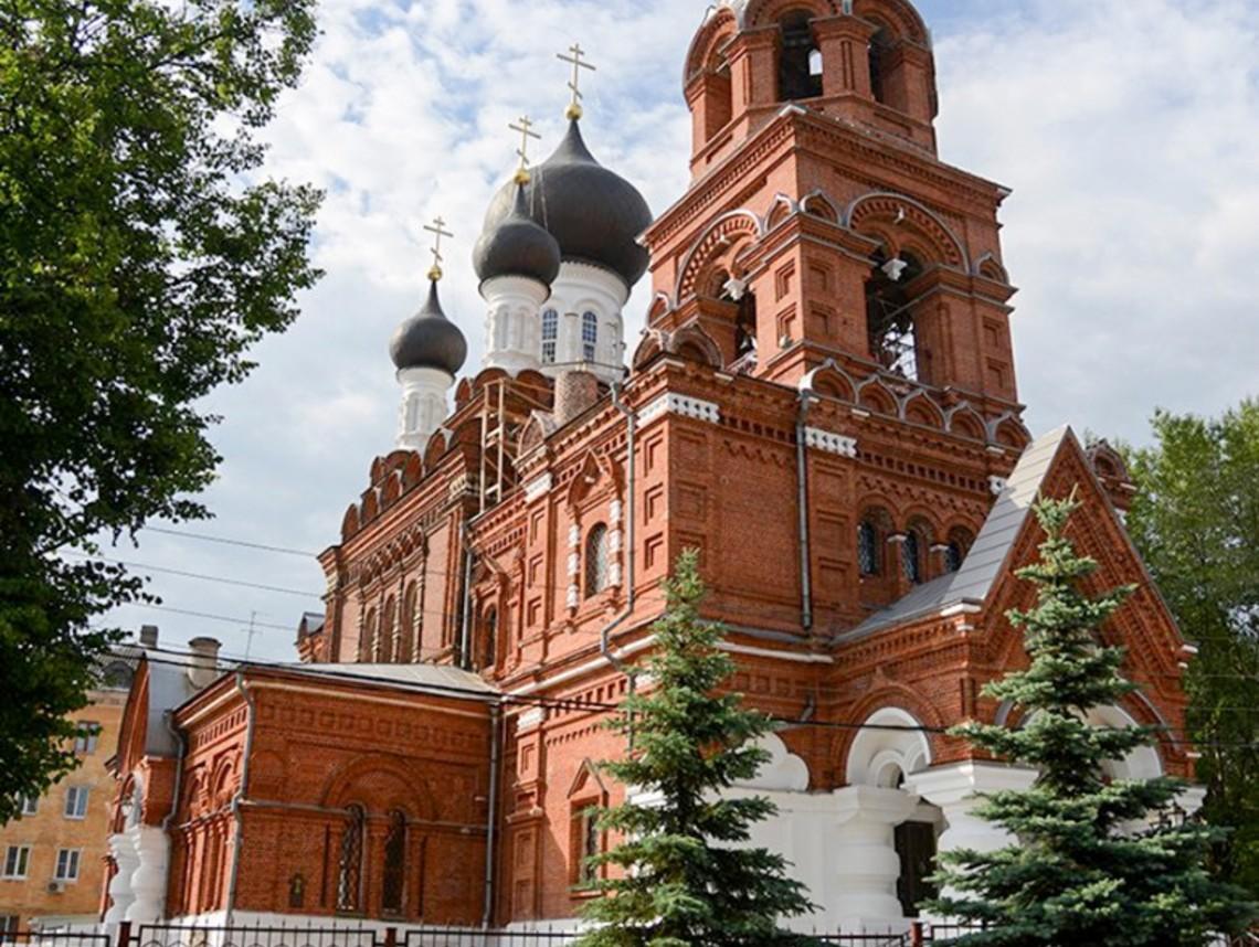 Церковь Спаса Всемилостивого на Полтавской (Нижний Новгород)