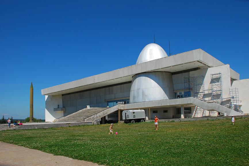 Музей истории космонавтики имени К. Э. Циолковского (Калуга)